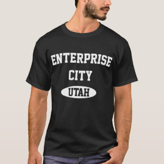 Enterprise city Utah T-Shirt