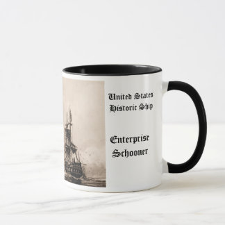 Enterprise Schooner   United States Historic ship