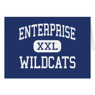 Enterprise - Wildcats - Junior - Enterprise Greeting Cards