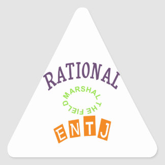ENTJ Rationals Personality Stickers