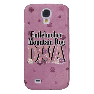 Entlebucher Mountain Dog DIVA Galaxy S4 Case