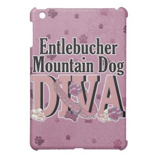 Entlebucher Mountain Dog DIVA iPad Mini Cover