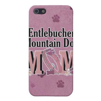 Entlebucher Mountain Dog MOM Case For iPhone 5