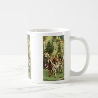 Entombment By Hans Holbein The Younger Coffee Mug