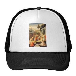 Entombment of Christ circa 1450 Trucker Hat