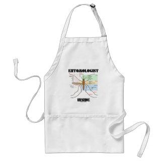Entomologist Inside (Mosquito Anatomy) Standard Apron
