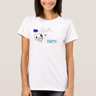ENTP and Coffee T-Shirt