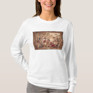 Entrance of Alexander III  the Great into T-Shirt