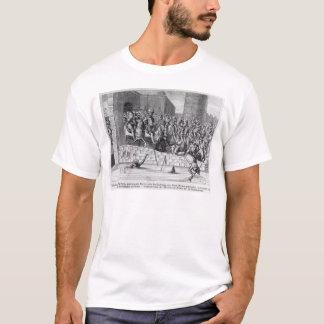 Entrance of Henri IV  into Paris T-Shirt