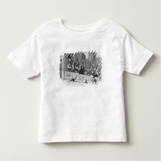 Entrance of Henri IV  into Paris Toddler T-Shirt
