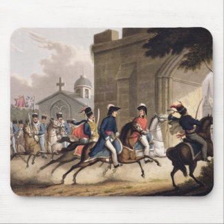 Entrance of Lord Wellington into Salamanca at the Mouse Mat