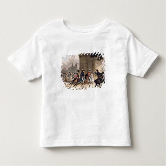 Entrance of Lord Wellington into Salamanca at the Toddler T-Shirt