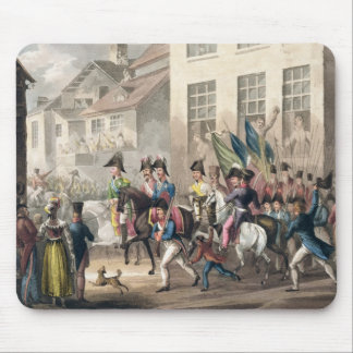 Entrance of the Allies into Paris, March 31st 1814 Mouse Mat