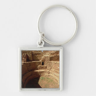Entrance to a Kiva, built c.11th-14th centuries Key Chain