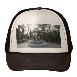 Entrance to Charles Paddock Zoo Trucker Hat