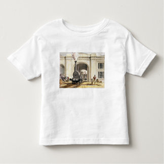 Entrance to Locomotive Engine House, Camden Town, Toddler T-Shirt