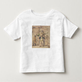 Entrance to Pidcock's Exhibition Tent at a Fair (p Toddler T-Shirt