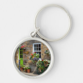 Entrance to Smugglers Bed and Breakfast Key Ring