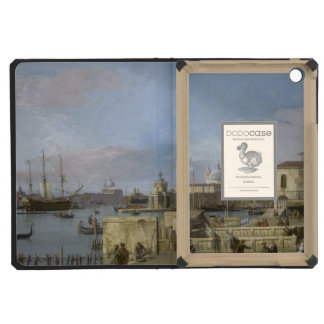 Entrance to the Grand Canal by Canaletto iPad Mini Retina Covers