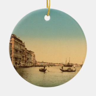 Entrance to the Grand Canal I, Venice, Italy Christmas Ornament