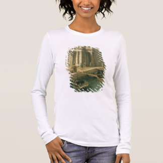 Entrance to the Grand Canal: Looking West, c.1738- Long Sleeve T-Shirt