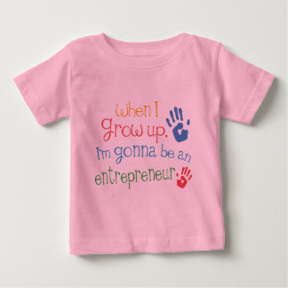 Entrepreneur (Future) Infant Baby T-Shirt