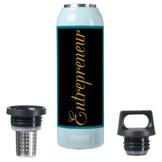 Entrepreneur Insulated Water Bottle
