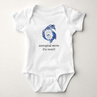 Entropical Storm Infant T Shirts