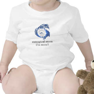 Entropical Storm Infant Tshirts