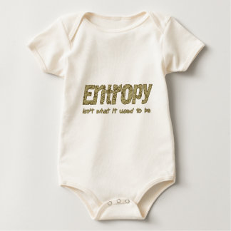 Entropy Baby Bodysuit