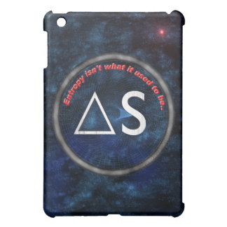 Entropy isn't what it used to be iPad mini cases