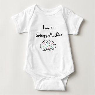 Entropy Machine Baby Bodysuit