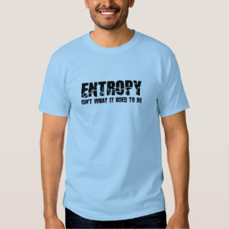 Entropy Tees