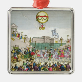 Entry into Paris of Louis XVIII  4th May 1814 Christmas Ornament