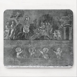 Entry of Jesus into Jerusalem Mouse Mat