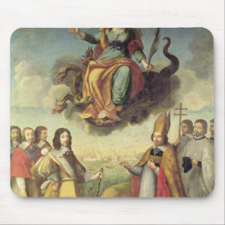 Entry of Louis XIII  King of France and Mouse Mat