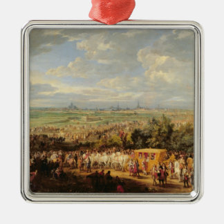 Entry of Louis XIV of Austria in Arras Christmas Ornament