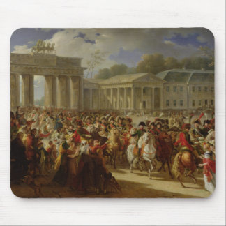 Entry of Napoleon I  into Berlin Mouse Mat