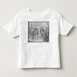 Entry of the Dauphin, the future Charles V Toddler T-Shirt