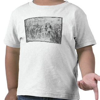 Entry of the Dauphin the future Charles V Tee Shirt