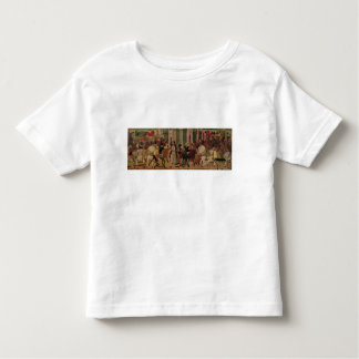 Entry of Titus Flavius Vespasian Toddler T-Shirt
