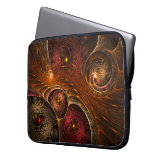 Entwined Dimensions Laptop Sleeve