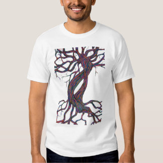 entwined t-shirts