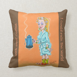 Enuf Coffee Pillow