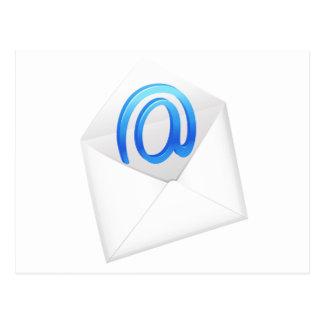 envelop postcard