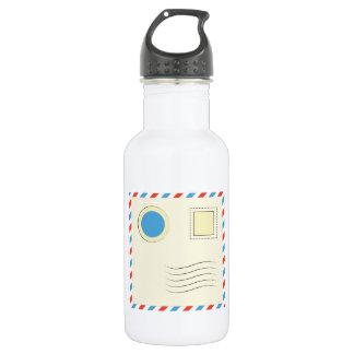 Envelope 532 Ml Water Bottle