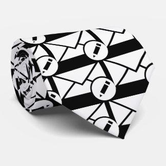Envelope Letters Minimal Tie