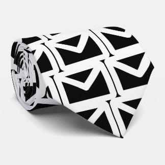 Envelope Patterns Symbol Tie