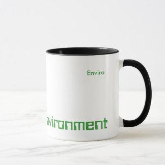 Enviro,  I love my Environment Mug