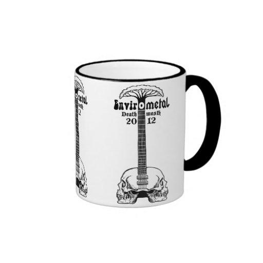 EnviroMetal Death Mosh Ringer Mug